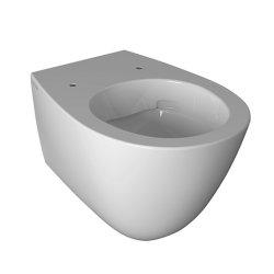 Obiecte sanitare Vas WC suspendat Globo Bowl+ 38x55cm Senzabrida