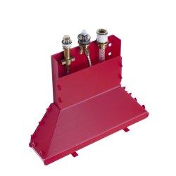 Accesorii montaj Set baza ingropat Hansgrohe pentru baterii cu montaj pe cada