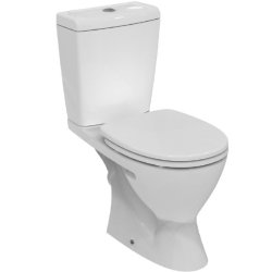 Set complet vas WC Ideal Standard Eurovit Plus cu rezervor si capac