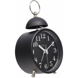 Default Category SensoDays Ceas de masa NeXtime Single Bell 16cm, Black