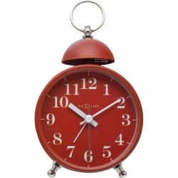 Default Category SensoDays Ceas de masa NeXtime Single Bell 16cm, Red