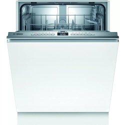 Masini de spalat vase Masina de spalat vase incorporabila Bosch SMV4HTX24E Serie 4, 12 seturi, 6 programe, 60cm, clasa A++, Home Connect
