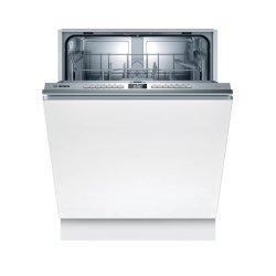 Masini de spalat vase Masina de spalat vase incorporabila Bosch SMV4ITX11E Serie 4, 12 seturi, 6 programe, 60cm, clasa A+, Home Connect