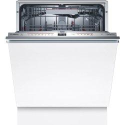Masini de spalat vase Masina de spalat vase incorporabila Bosch SMV6EDX57E Serie 6, 13 seturi, 8 programe, 60cm, clasa A++, Extra Clean Zone, Extra Space
