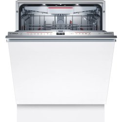 Masini de spalat vase Masina de spalat vase incorporabila Bosch SMV6ZCX49E Serie 6, 14 seturi, 8 programe, 60cm, clasa A+++, uscare cu Zeolith