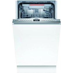 Masini de spalat vase Masina de spalat vase incorporabila Bosch SPV4EMX20E Serie 4, 10 seturi, 6 programe, 45cm, clasa A++, Home Connect, EfficientDry