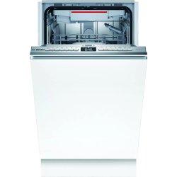 Masini de spalat vase Masina de spalat vase incorporabila Bosch SPV4HMX61E Serie 4, 10 seturi, 6 programe, 45cm, clasa A+, Home Connect