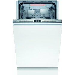 Masini de spalat vase Masina de spalat vase incorporabila Bosch SPV4XMX20E Serie 4, 10 seturi, 6 programe, 45cm, clasa A+, Home Connect