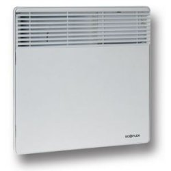 Incalzire conventionala Convector electric Ecoflex TAC 10 1000W, termostat electronic