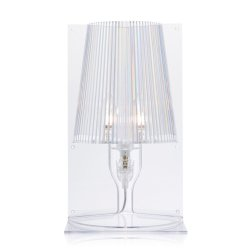 Default Category SensoDays Veioza Kartell Take design Ferruccio Laviani, E14 max 28W, h30cm, transparent