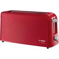 Electrocasnice mici Prajitor de paine Bosch TAT3A004 CompactClass, rosu