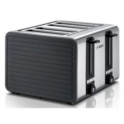 Aparate paine Prajitor de paine Bosch TAT7S45, 4 felii, grafit