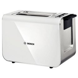 Aparate paine Prajitor de paine Bosch TAT 8611 860W 2 felii, alb