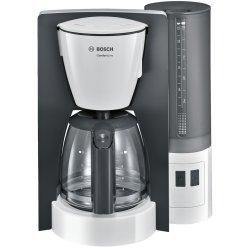 Electrocasnice mici Cafetiera Bosch TKA6A041 ComfortLine, 1.25 litri, 1200W, alb - gri inchis