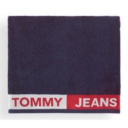 Prosop baie Tommy Jeans TJ Band 70x130cm, albastru navy