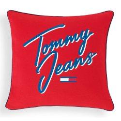 Default Category SensoDays Perna decorativa Tommy Jeans TJ Soft 40x40cm, rosu