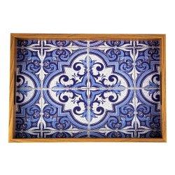 Default Category SensoDays Tava Manopoulos 45x32cm, Blue Mosaic