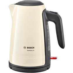 Electrocasnice mici Fierbator Bosch TWK6A017 ComfortLine, 1.7 litri, bej