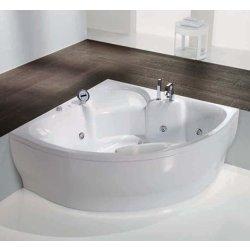 Cazi de baie Cada de baie cu hidromasaj Novellini Una versiune PLUS 135x135 complet echipata