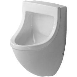 Pisoare Urinal Duravit Starck 3, alimentare prin spate