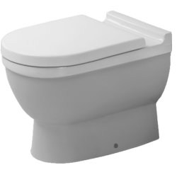 Default Category SensoDays Vas WC Duravit Starck 3 pentru rezervor ingropat