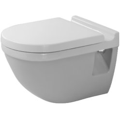 Default Category SensoDays Vas WC suspendat Duravit Starck 3, 54cm