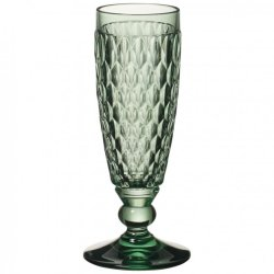 Default Category SensoDays Pahar sampanie Villeroy & Boch Boston Flute verde 163mm, 0,15 litri