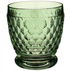 Pahar apa Villeroy & Boch Boston Coloured verde, 100mm, 0.33 litri