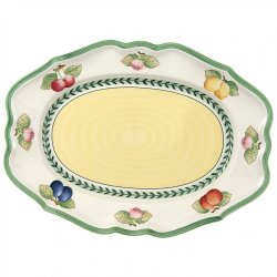 Platou oval Villeroy & Boch French Garden Fleurence 37 cm