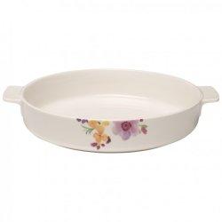 Vas ceramic rotund Villeroy & Boch Mariefleur Basic 28cm