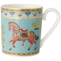 Cana cafea Villeroy & Boch Samarkand Aquamarin 0.30 litri