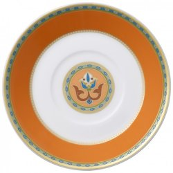 Farfuriuta pentru ceasca espresso Villeroy & Boch Samarkand Mandarin 12cm