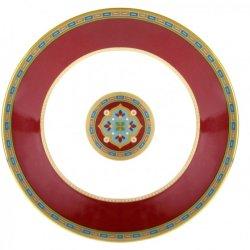Farfuriuta pentru ceasca espresso Villeroy & Boch Samarkand Rubin 12cm