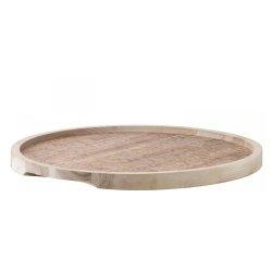 Servirea mesei Tava lemn frasin LSA International Ivalo 40cm