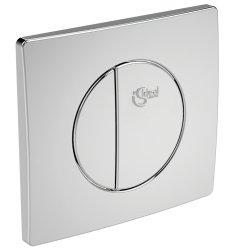 Rezervoare WC Clapeta actionare Ideal Standard pentru rezervor ingropat, crom