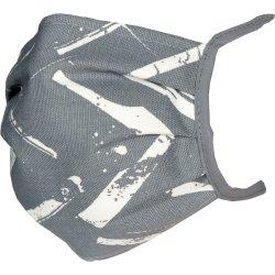Masca de protectie Sander Flow 1, bumbac, grafit