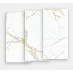 Default Category SensoDays Gresie portelanata FMG Marmi Classici Maxfine 75x37.5cm, 6mm, White Calacatta Lucidato