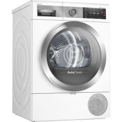 Electrocasnice mari Uscator de rufe Bosch WTX87EH0EU HomeProffessional, 9 kg, Home Connect, SmartDry, clasa A+++, alb