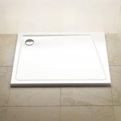 Default Category SensoDays Cadita de dus rectangulara Ravak Concept 10° Gigant Pro 100x80cm dreapta, alb