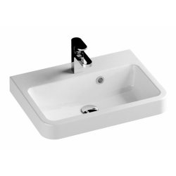 Lavoare baie Lavoar Ravak BeHappy II 55x40cm, alb