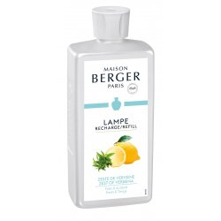 Default Category SensoDays Parfum pentru lampa catalitica Berger Zeste de Verveine 500ml