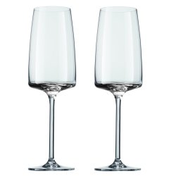 Seturi pahare Set 2 pahare sampanie Schott Zwiesel Sensa Light & Fresh 388ml