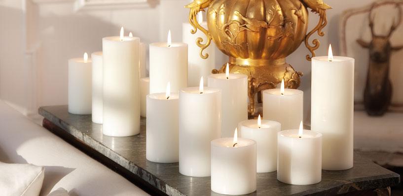 Lumanare ambientala Engels Kerzen