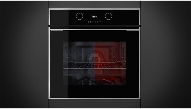 DualClean sistem de curățare dublă în același cuptor