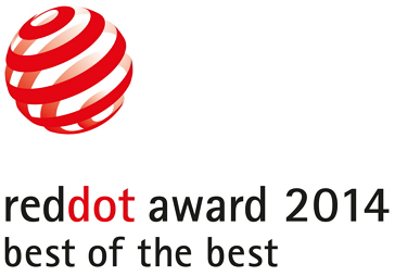 Reddot Design Award 2014