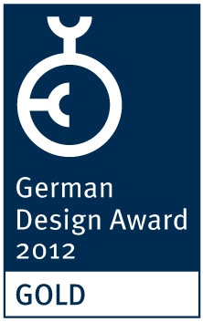 German Design Award 2012 Gold