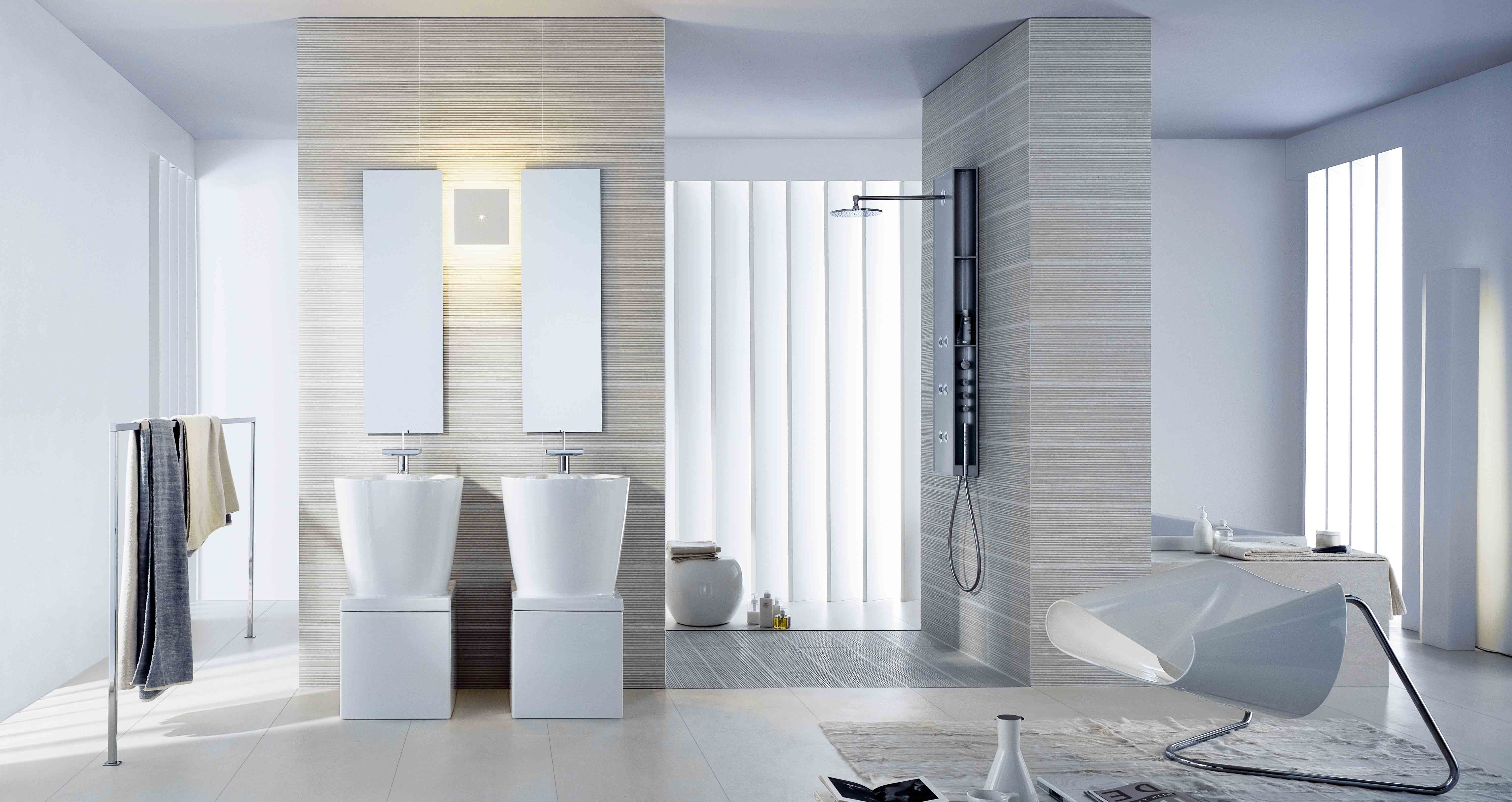 Baie design Hansgrohe