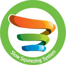 Logo Slow Squeezing System Tehnology