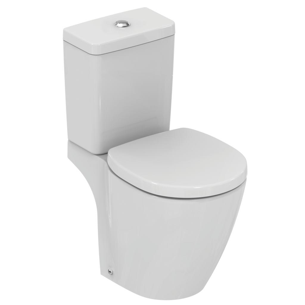 Vas WC Ideal Standard Connect Space Compact imagine