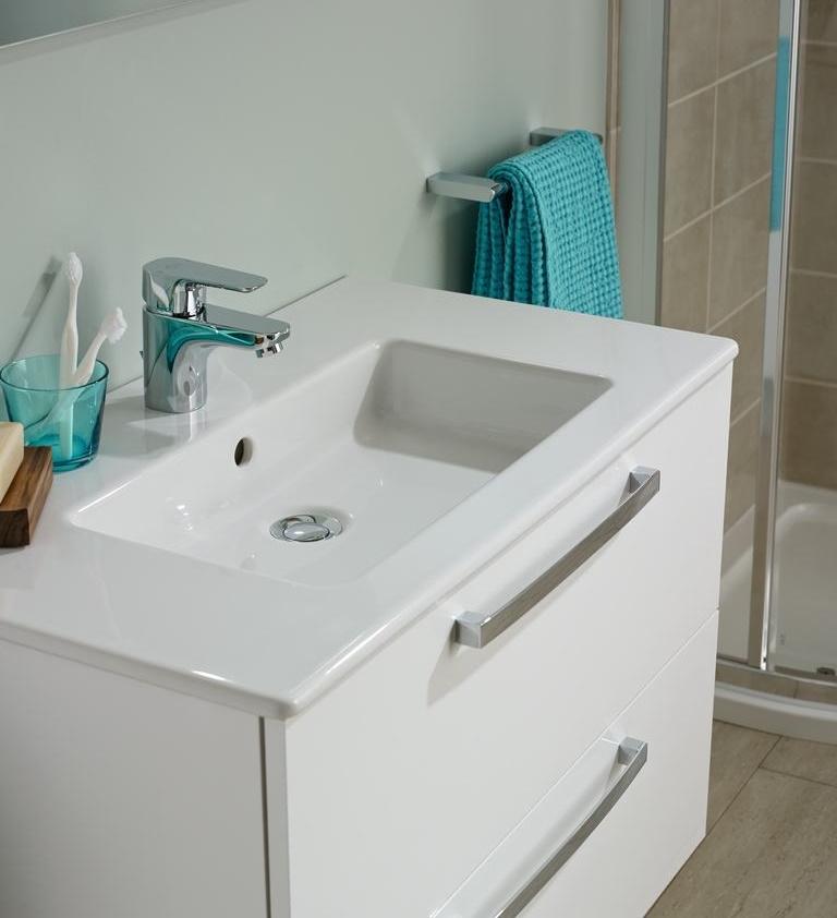 Lavoar Ideal Standard Tempo 61x45cm, montare pe mobilier